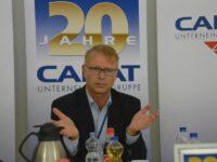 Carat-Leistungsmesse 2017: Jubiläums-Offensive mit Blick in die Zukunft