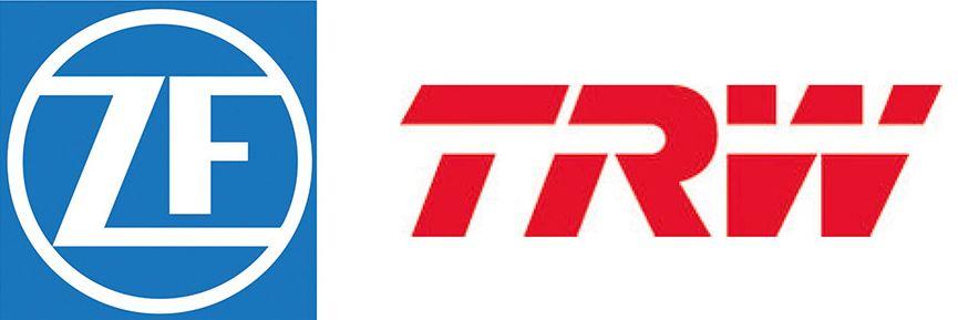 Logo ZF, TRW