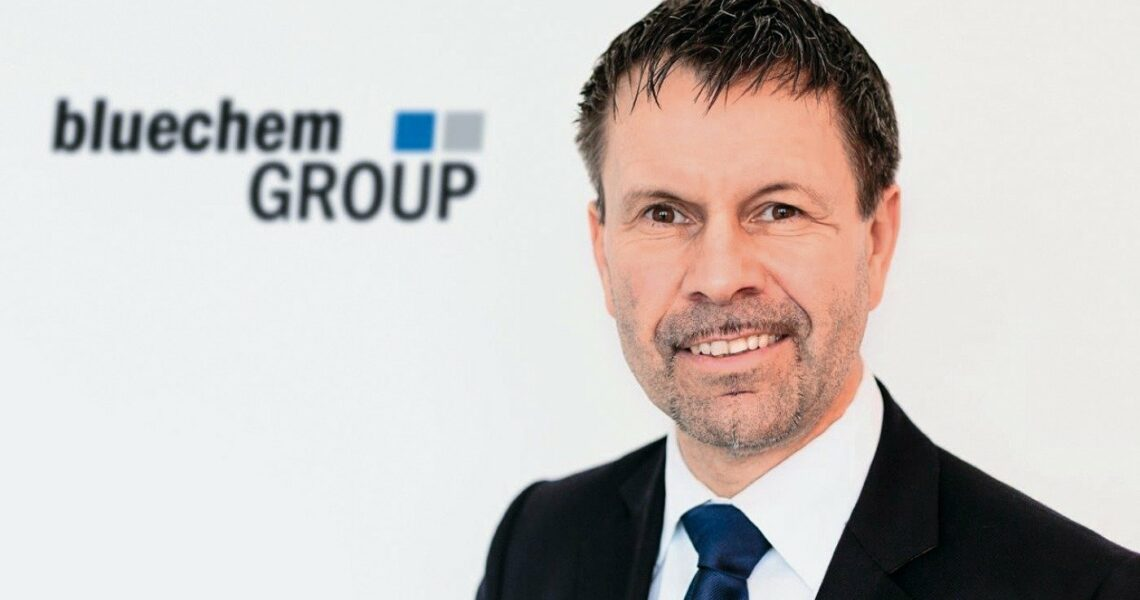 Gerald L. Caneva, Bluechem Group