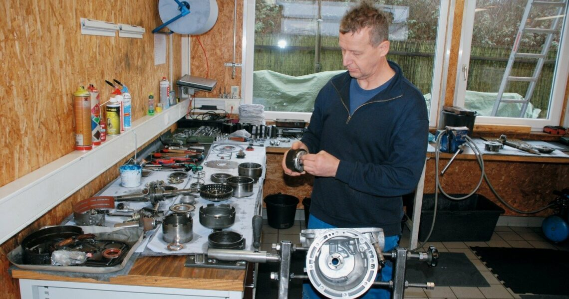 Jens Winkler, Automatik-Getriebe-Center