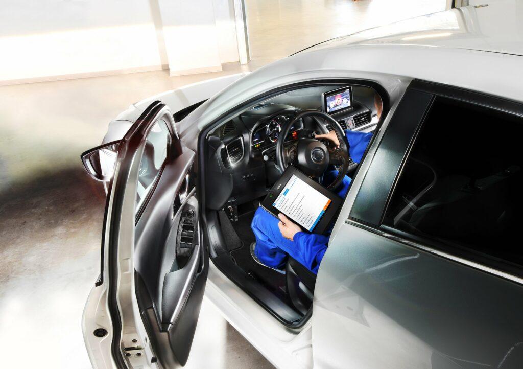 Texas neues Diagnosegerät für Autos und Motorräder - KRAFTHAND