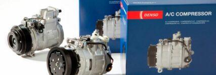 Klimakompressor-Programm ausgebaut