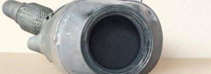 Verstopfte Dieselpartikelfilter reinigen
