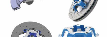 Die Vision einer integrierten Bremsscheibe