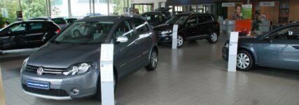 Digitalisierter Autoverkauf