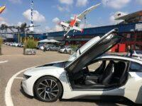 Treffen von Fahrzeugen mit alternativem Antrieb