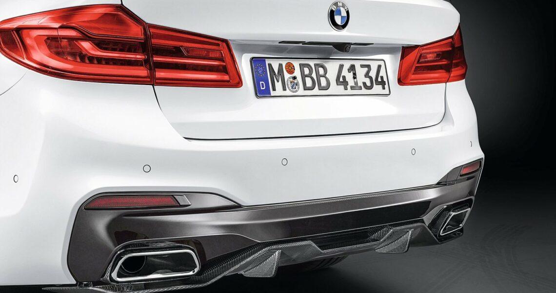 Heckstoßstange BMW