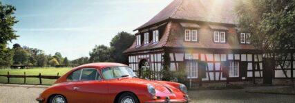 Die Geschichte des Porsche 356