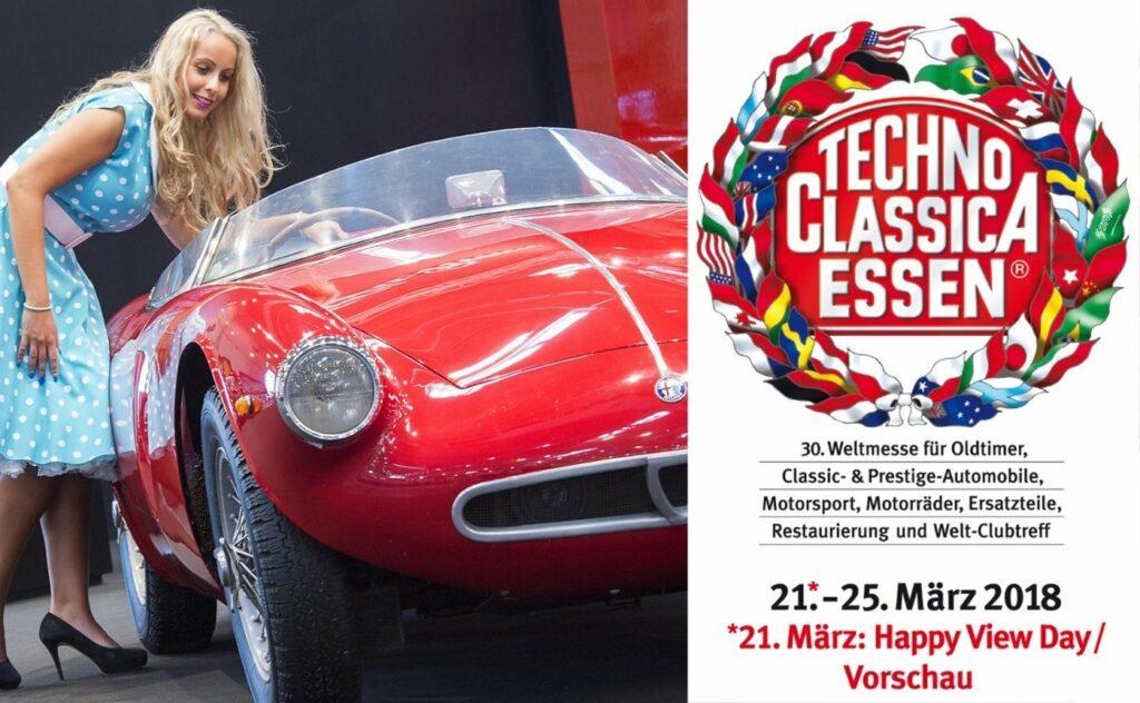 Techno Classica Essen 2018