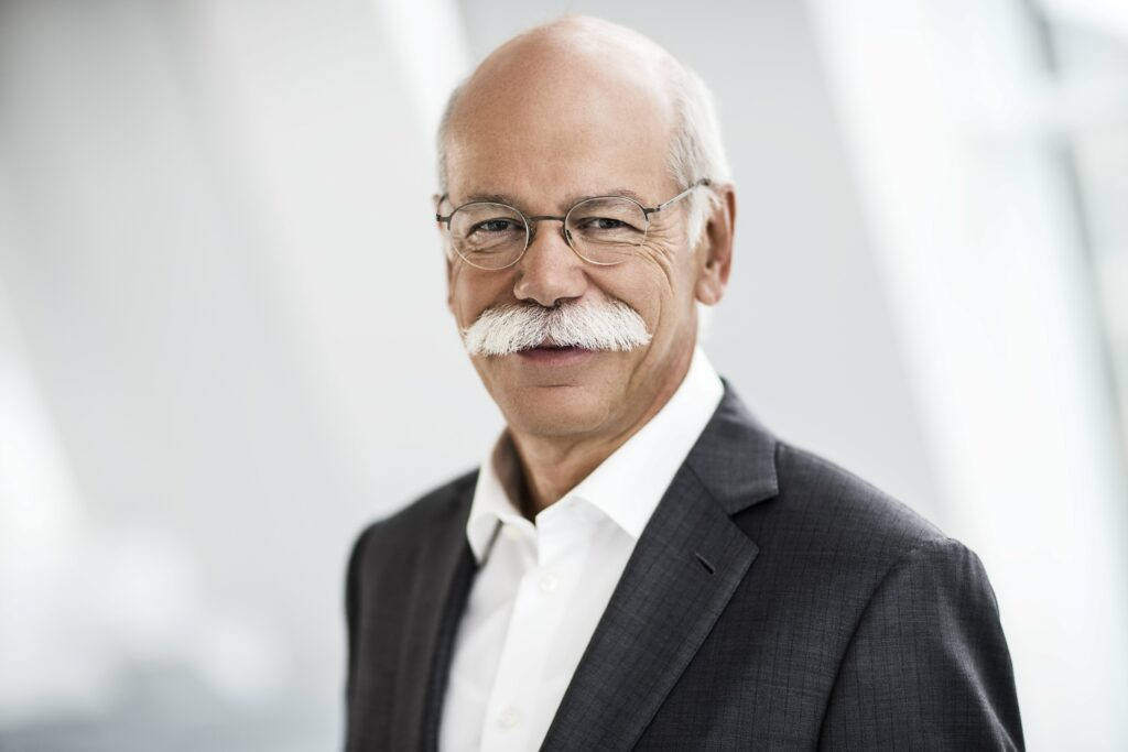 Dr. Dieter Zetsche, Vorsitzender des Vorstands der Daimler AG und Leiter Mercedes-Benz Cars. Bild: Daimler