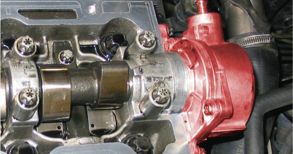 Schäden An Der Vakuumpumpe Feststellen Krafthand