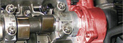 Schäden an der Vakuumpumpe feststellen