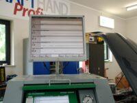 Funktion und Prüfung der Sensoren