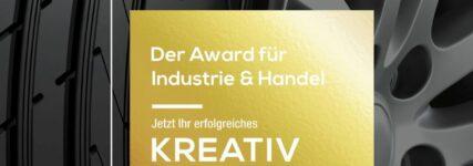 BRV und Partner loben Award aus