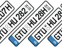 Kfz-Kennzeichen für Oldtimer