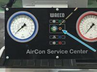 Modifizierung bei Waeco