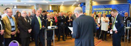 Begrüßung Walter Schiel