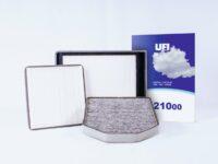 Kombifilter mit Aktivkohle von UFI