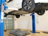 Nissan will Hochvoltakkus recyceln