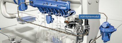 Aufgabe und Funktion der AGR-Kühlung und typische Fehlerbilder
