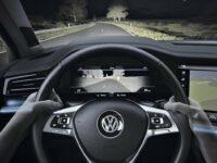 So funktioniert das  Nightvision  von Volkswagen