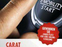 Carat verlost E-Mobility-Schulungen