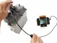 Endoskop fürs Smartphone