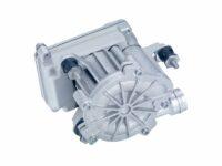 Luftgebläse zur Emissionsminderung von Ottomotoren
