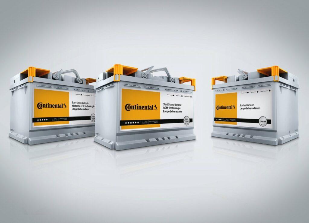 batterien continental