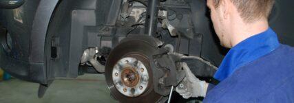 Typische Fehler beim Bremsenservice