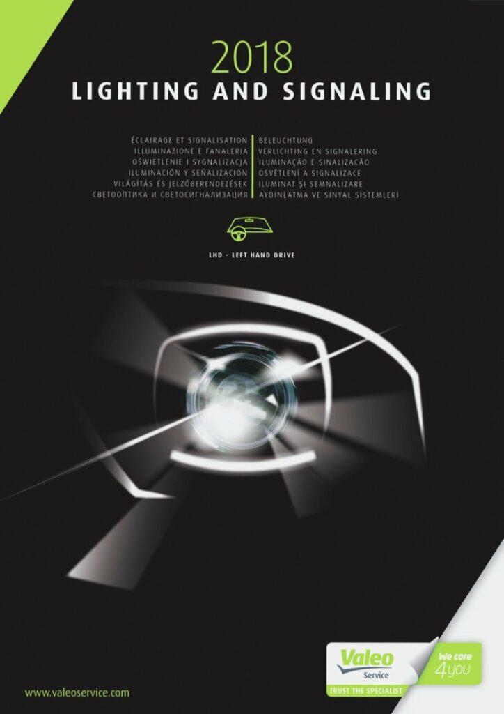Cover des Beleuchtungskatalogs