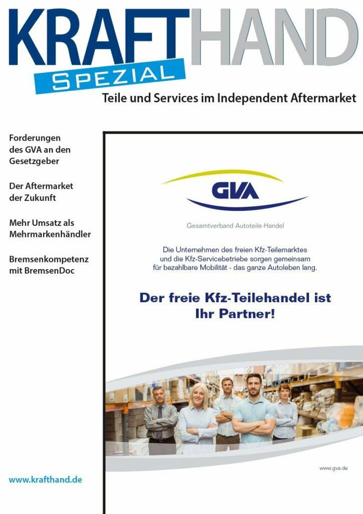 Titelbild Spezial Teile und Services