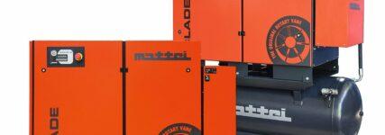 Neue Werkstattkompressoren in verschiedenen Ausführungen