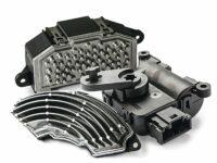 Mehr Aktuatoren und elektrische Widerstände für Thermomanagment