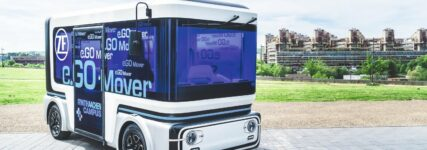 Autonom fahrender Elektrobus ist serienreif