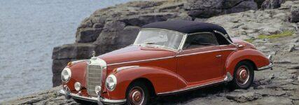 Die Geschichte des Mercedes-Benz 300 S (W 188)