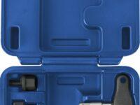 4-teiliger Spezialschlüsselsatz für Ölablass-Schrauben aus Kunststoff