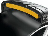 Reduzierte Geräuschentwicklung im Fahrzeug