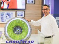 Photosynthesereifen gewinnt Kreativpreis