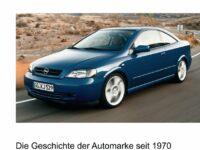 Opel – Chronik eines Kampfes
