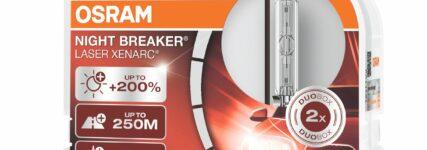 Xenonlampe mit 200 Prozent mehr Licht