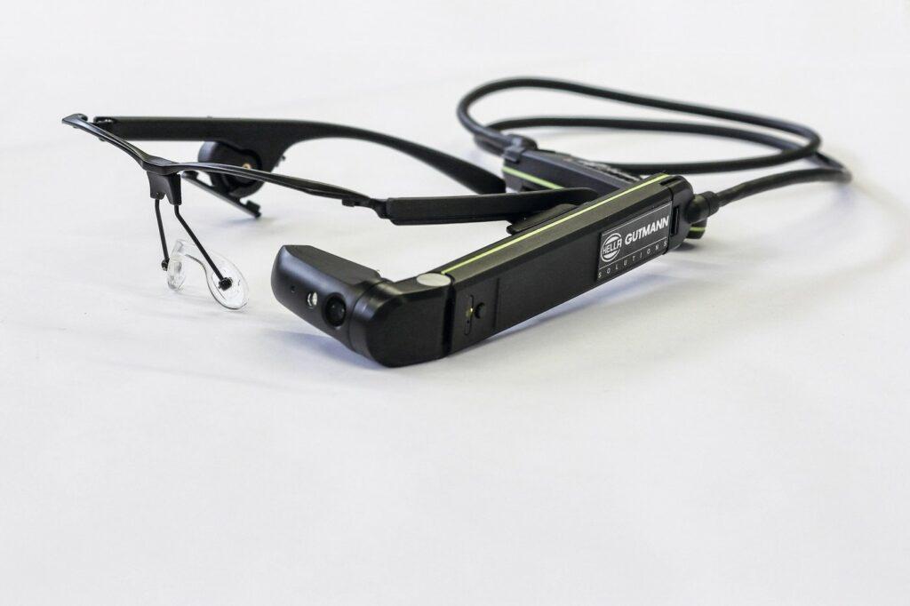 VR-Brille, Hella Gutmann