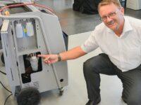 Wo Klimaservicestationen Kältemittel verlieren und wie sich das vermeiden lässt