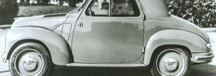 Italienisches Volksauto aus Schwaben