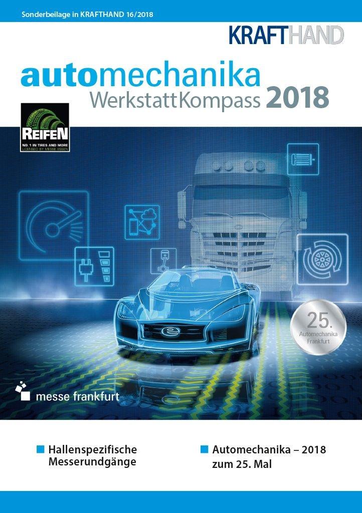 Titelbild WerkstattKompass 2018