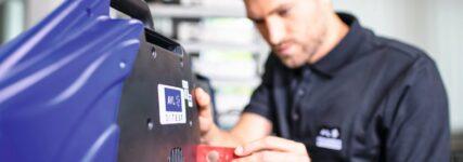 Rundumpaket zur Kalibrierung von AU-Geräten