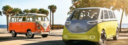 Der Volkswagen Bulli: Ewig jung und hipp