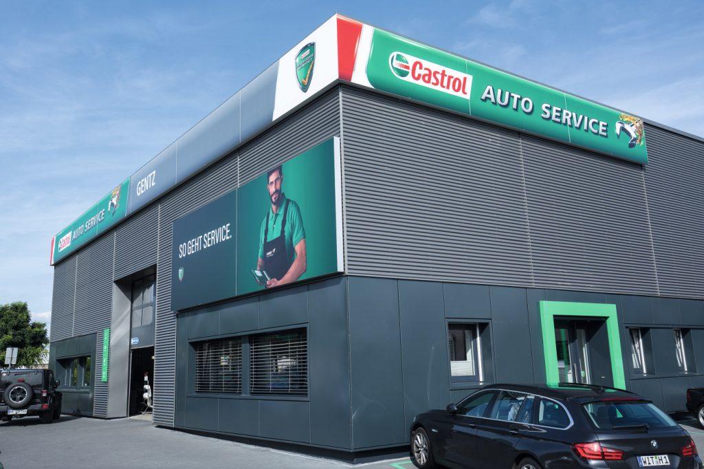 Castrol Auto Service Gentz