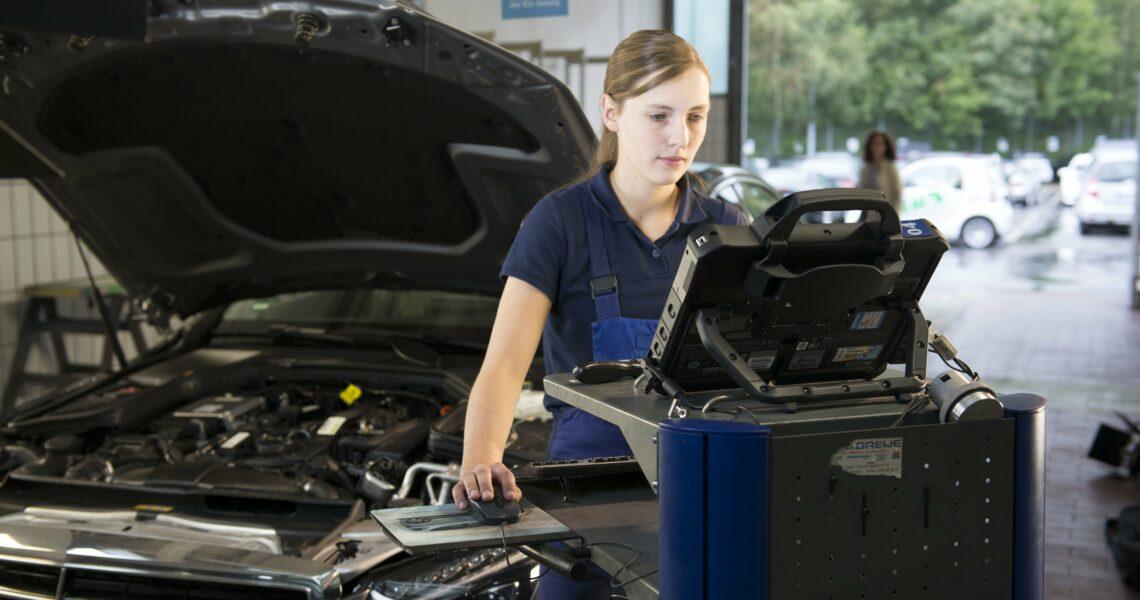 SCR-Nachrüstung Daimler AG