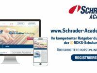 RDKS-Online-Schulung auf modernisierter Website